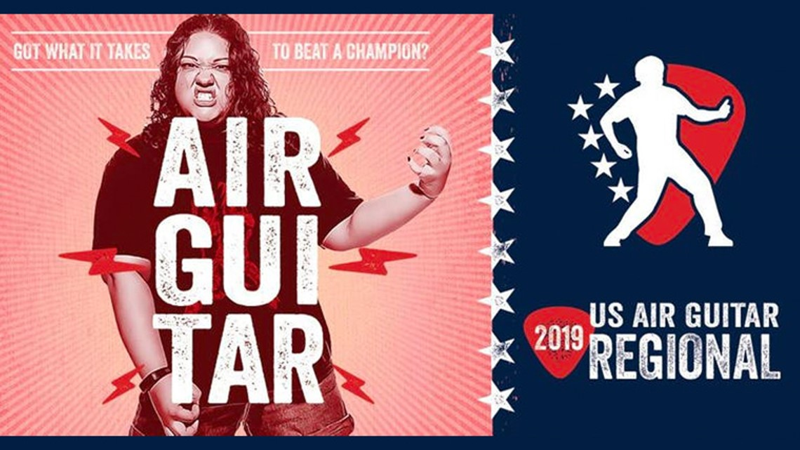 Do you have what it takes to be this year's U.S. Air Guitar Champion?
