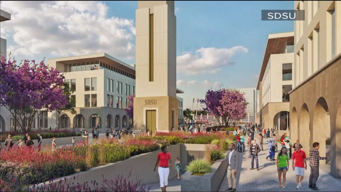 San Diego City Council unanimously approves sale of Mission Valley stadium site to SDSU