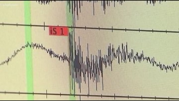 Study says California experiences an earthquake every 3 minutes on average