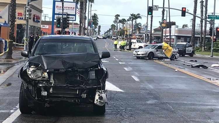 3 dead, driver arrested following car crash in Oceanside | cbs8 com