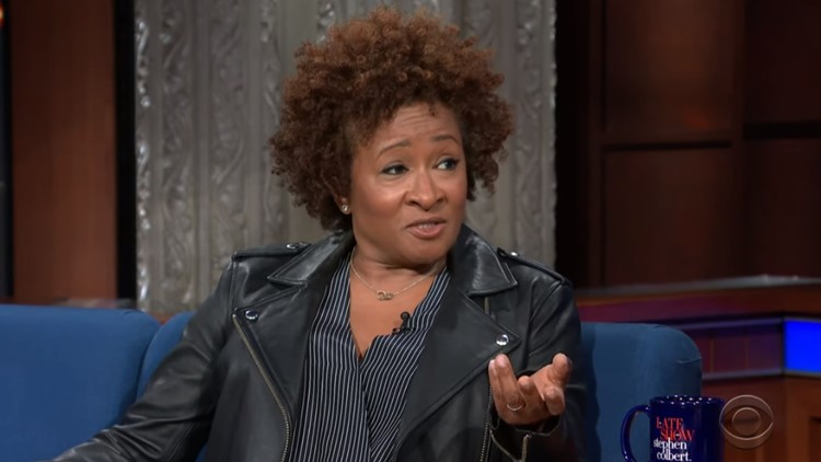 Wanda Sykes: What's Going On Now Is 'Not Normal'