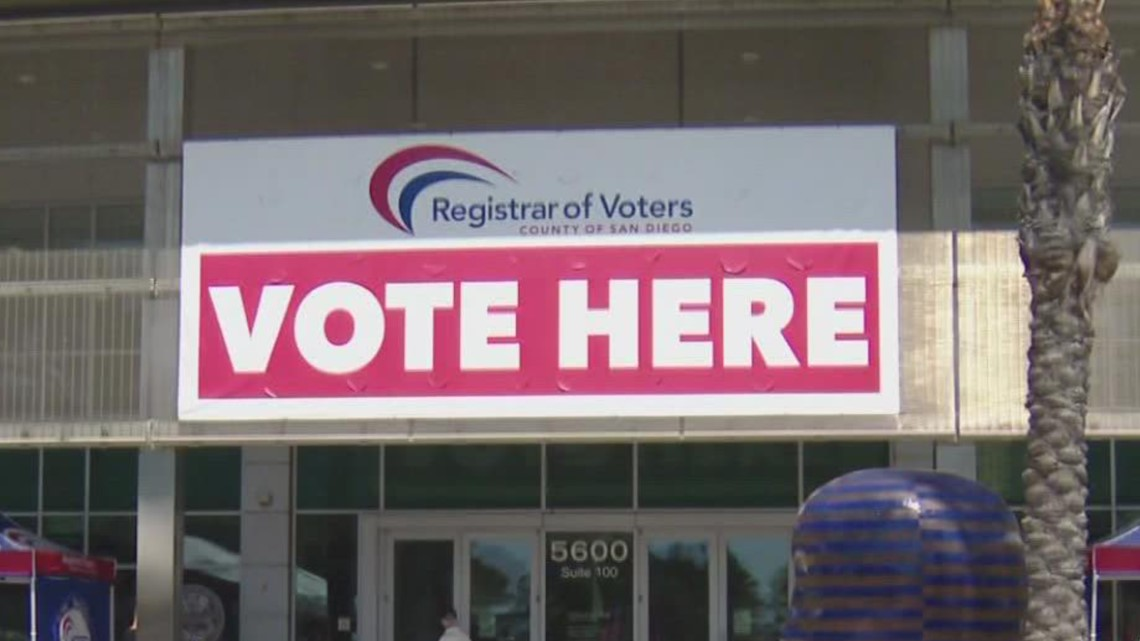 Recall election: How did San Diego County vote?