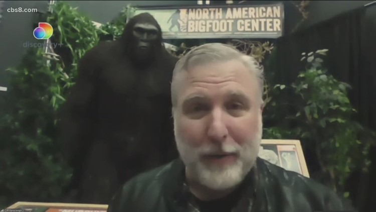 Finding Bigfoot crew switching networks