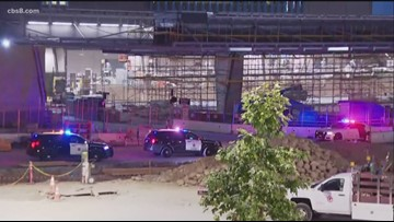 U.S. Customs and Border Protection agents involved in a shooting at San Ysidro