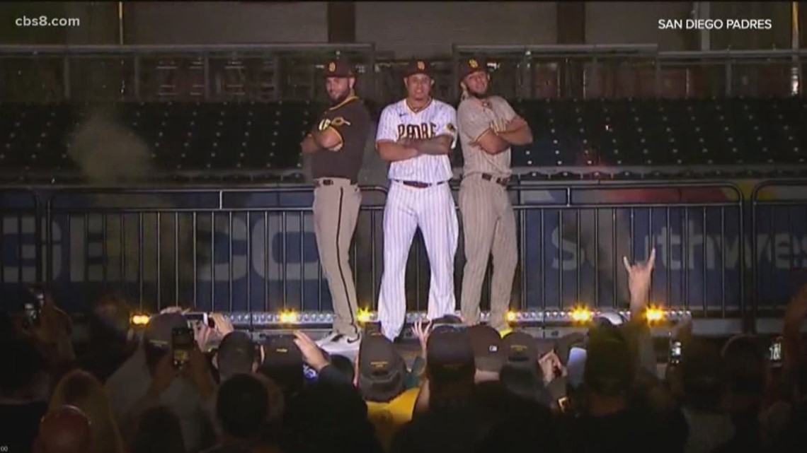 Padres announce date for 2020 Fanfest event