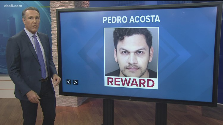 Wanted: Pedro Enedel Acosta
