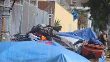 San Diego Supervisors OK homeless funding for unincorporated area