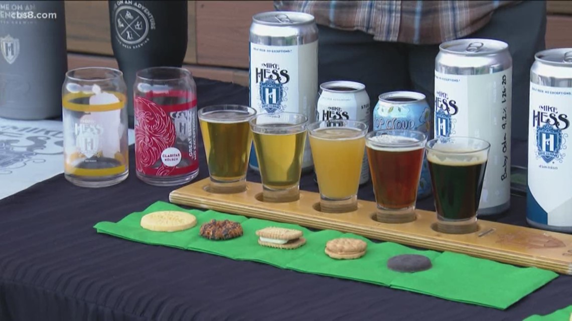 Cookies on Tap: Pairing Girl Scout Cookies with beer