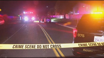 Pedestrian struck, killed by car in National City