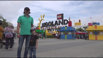 Zevely Zone: Father and son go around the LEGOLAND world in 13 days