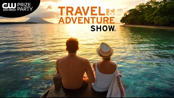 [CW Prize Party] Win tickets to the Travel & Adventure Show!