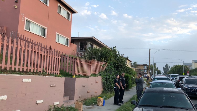 Police investigate after woman found dead by her daughter in City Heights home