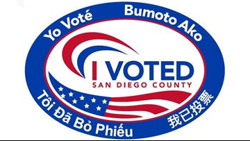 Early voting underway at San Diego registrar of voters and by mail ballot for March 3 Presidential Primary