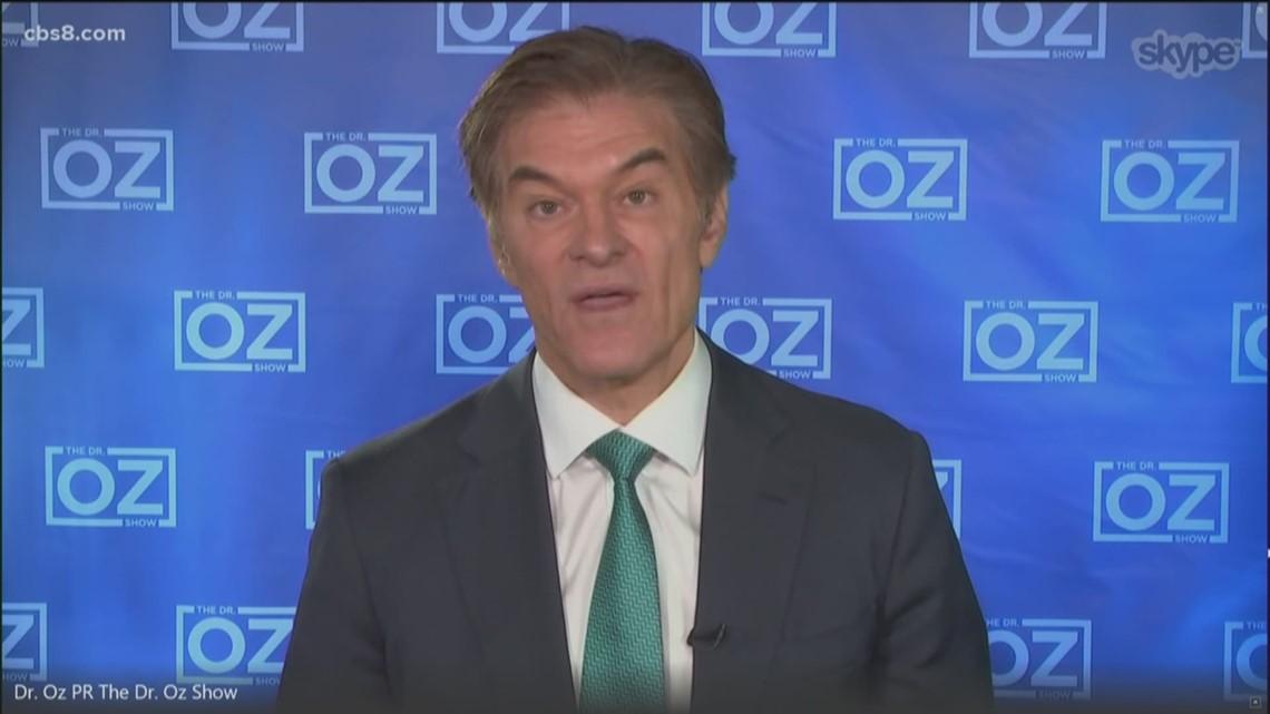 Dr. Oz talks about preventative treatments for COVID-19