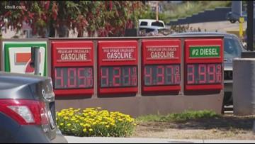San Diegans feeling the pain at the gas pump