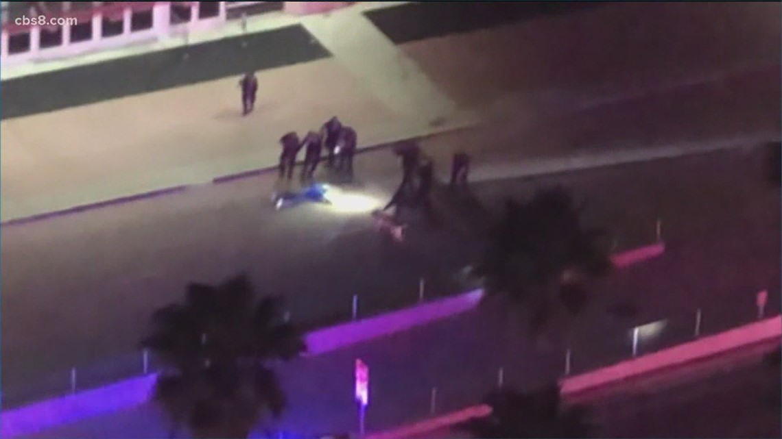 Suspect in custody after shooting near San Diego Convention Center