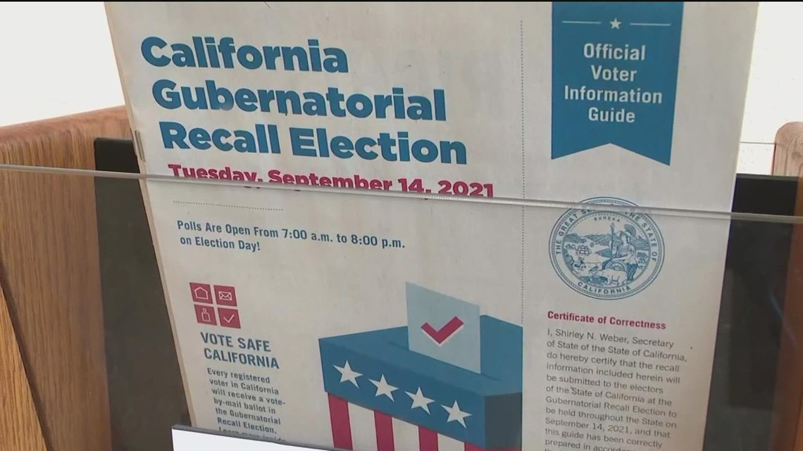 Democratic state leaders moving forward with recall reform efforts