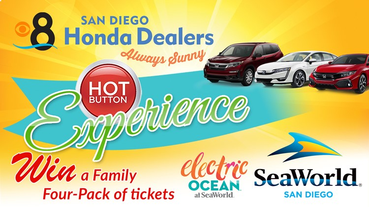 The CBS 8 Honda Hot Button Experience
