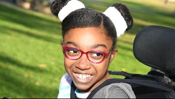 13-year-old Tatiana hopes the new year brings a new home