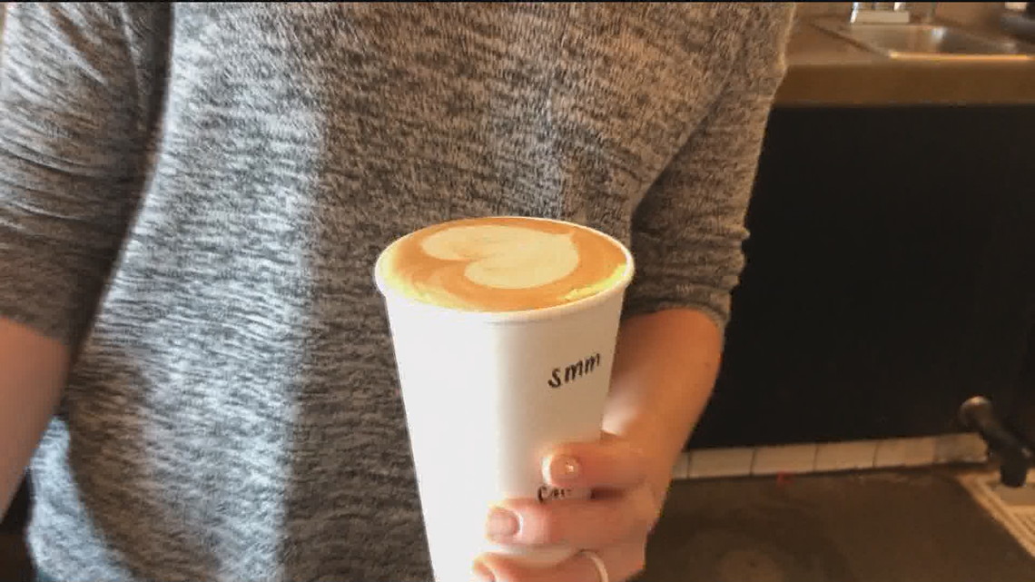 Earth 8: Carmel Mountain Ranch coffee shop promotes sustainable coffee