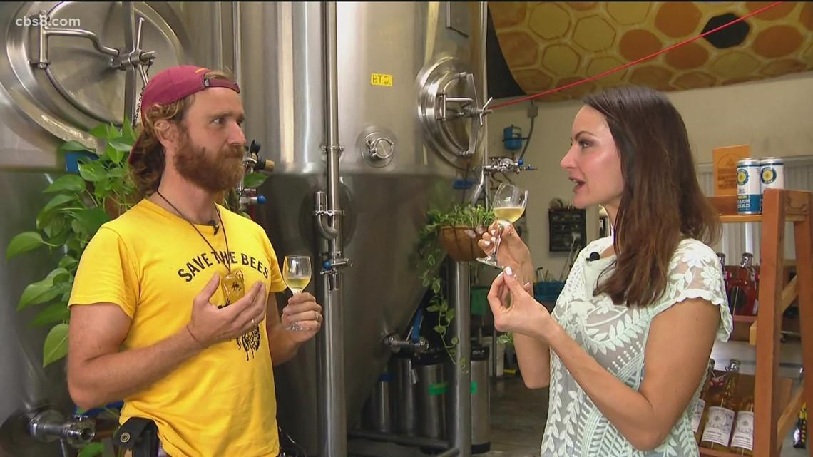 Golden Coast Mead puts a SoCal twist on fermented honey drink