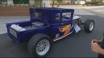 Custom cars compete for the chance to become a Hot Wheel