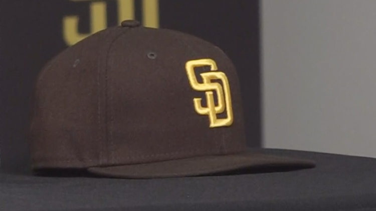 New padres hat unveiled