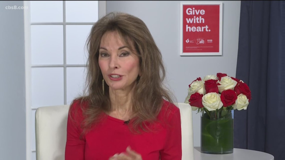 TV star Susan Lucci emphasizes the importance of 'knowing your numbers'