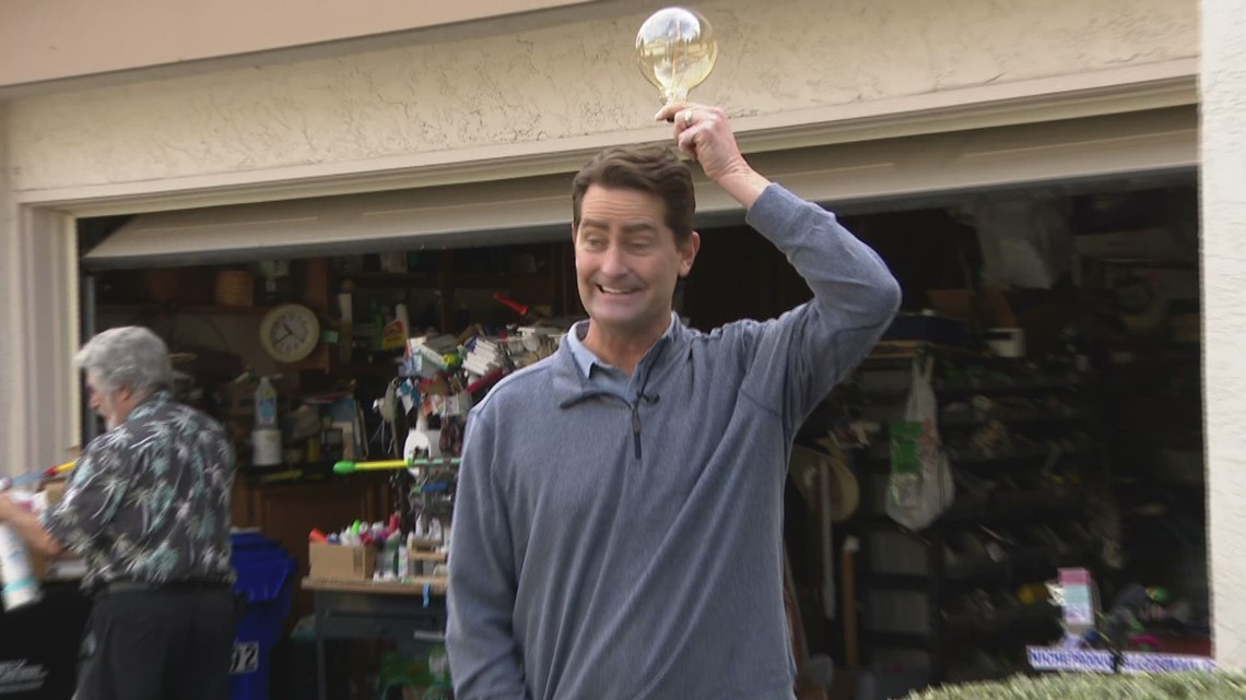 San Diego man invents COVID-19 'Candle Blower Outer'... and so much more