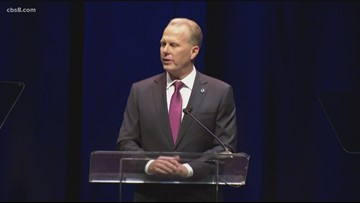 San Diego Mayor Kevin Faulconer announces new mental health homeless plan in final State of City address