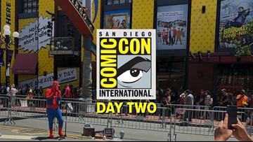 San Diego Comic-Con kicks off Friday with 'Avengers: Endgame'