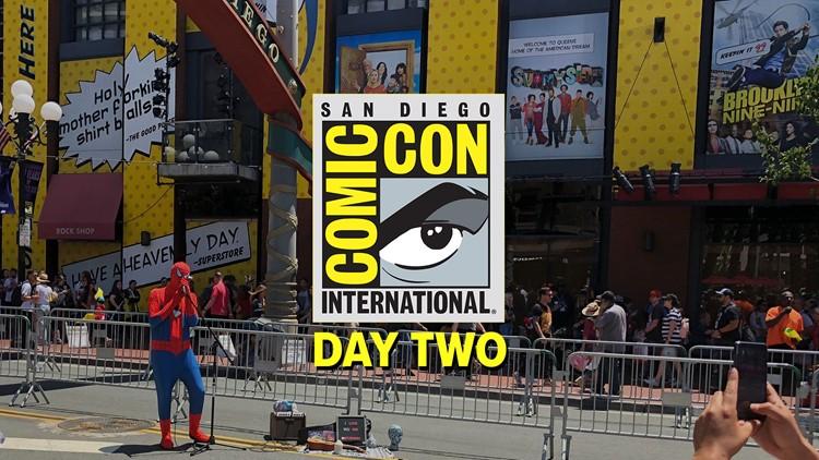 San Diego Comic-Con kicks off Friday with 'Avengers: Endgame'