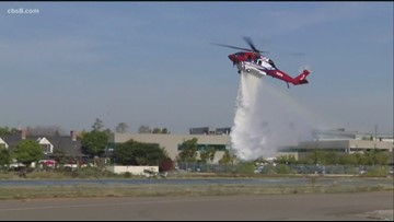 Introducing the Firehawk, San Diego's $19.8 million helicopter