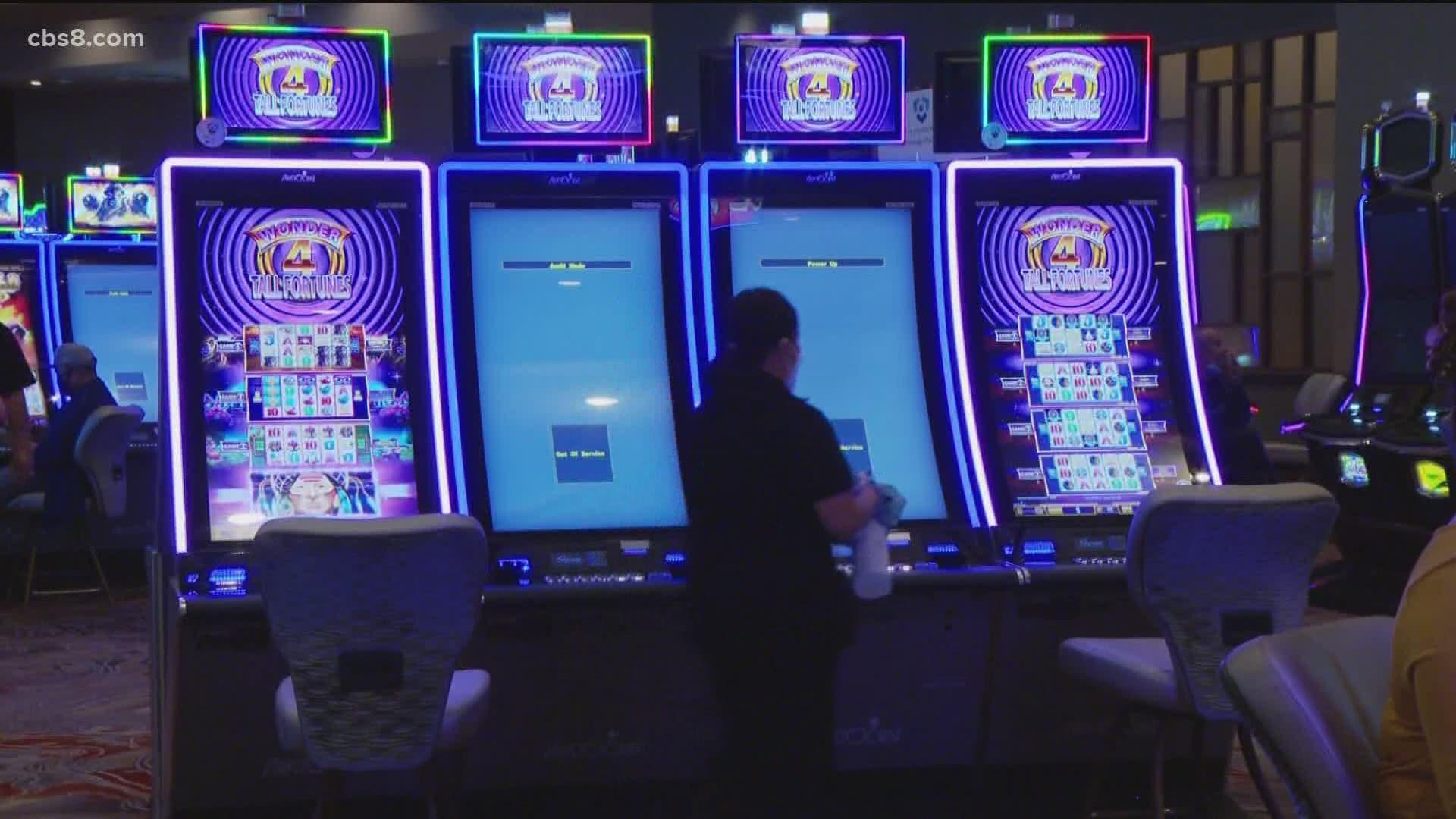 Valley View Casino App