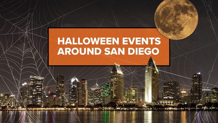 Halloween 2020 Prado San Diego 2019 Halloween events around San Diego | cbs8.com
