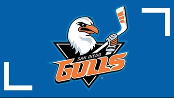 San Diego Gulls seek to even series after overtime loss in opener