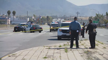 Police search for driver involved in fatal hit-and-run in Otay Mesa that killed young woman