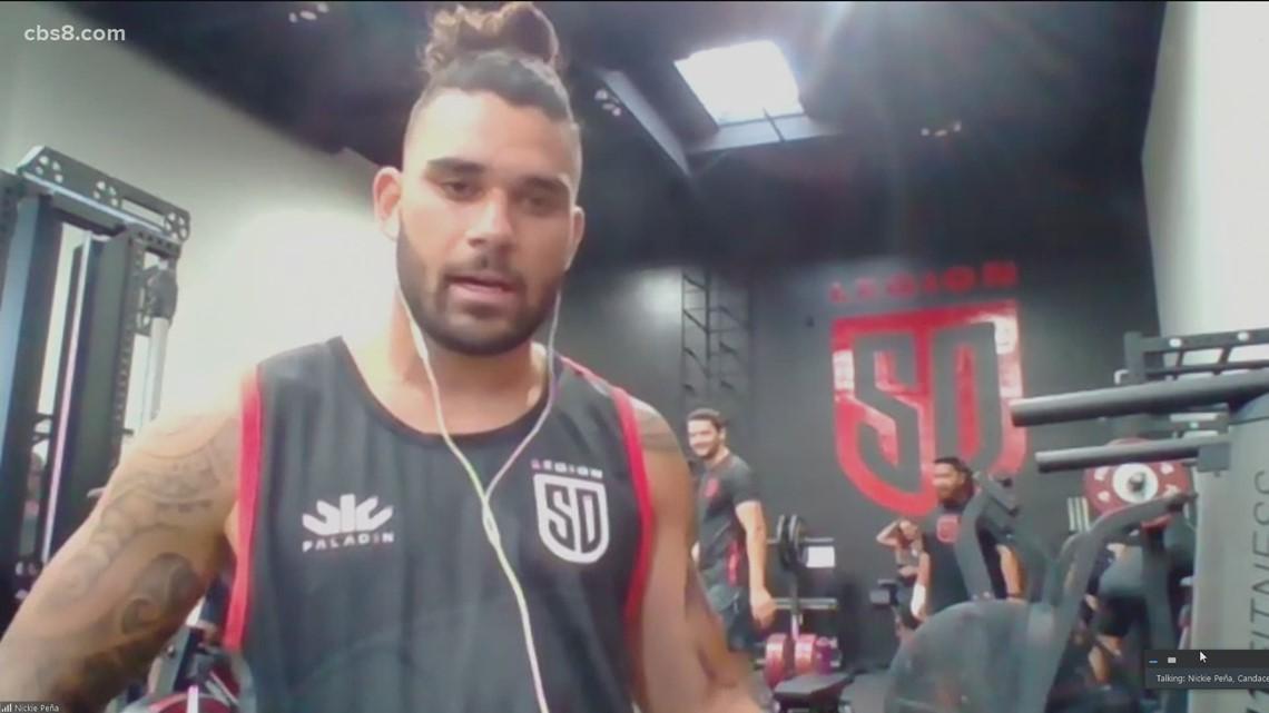 Fans return to Torero Stadium for San Diego Legion Rugby