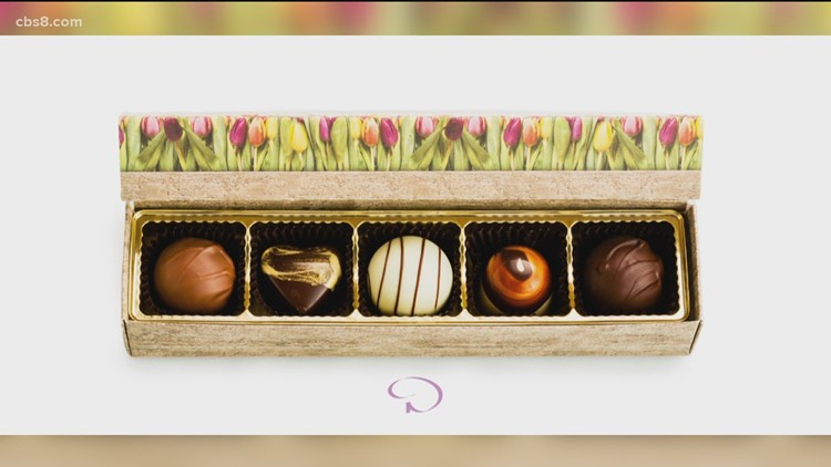 D'Liteful Chocolat creating one-of-a-kind Easter treats