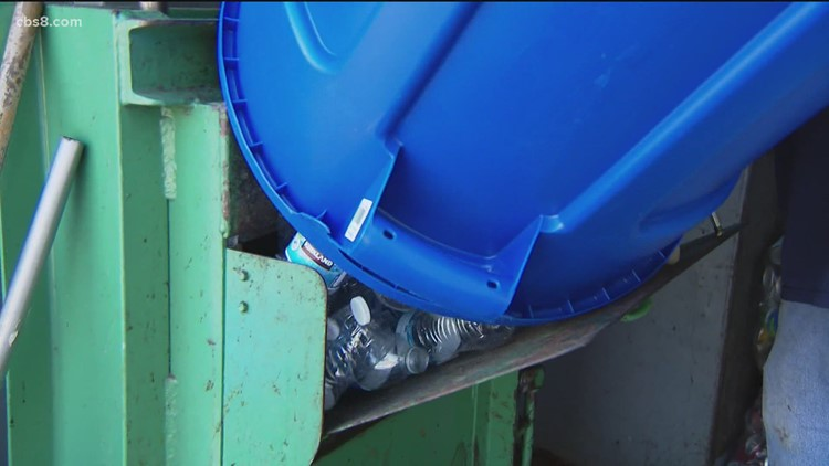 What you need to know about San Diego's new recycling rules