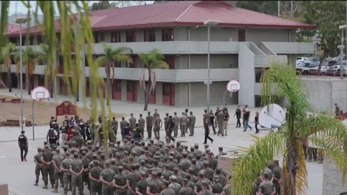 Judge: Arrest of Marines in front of battalion unlawful, violation of rights