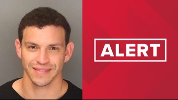 Fugitive wanted for outstanding felony warrant known to frequent the North County area