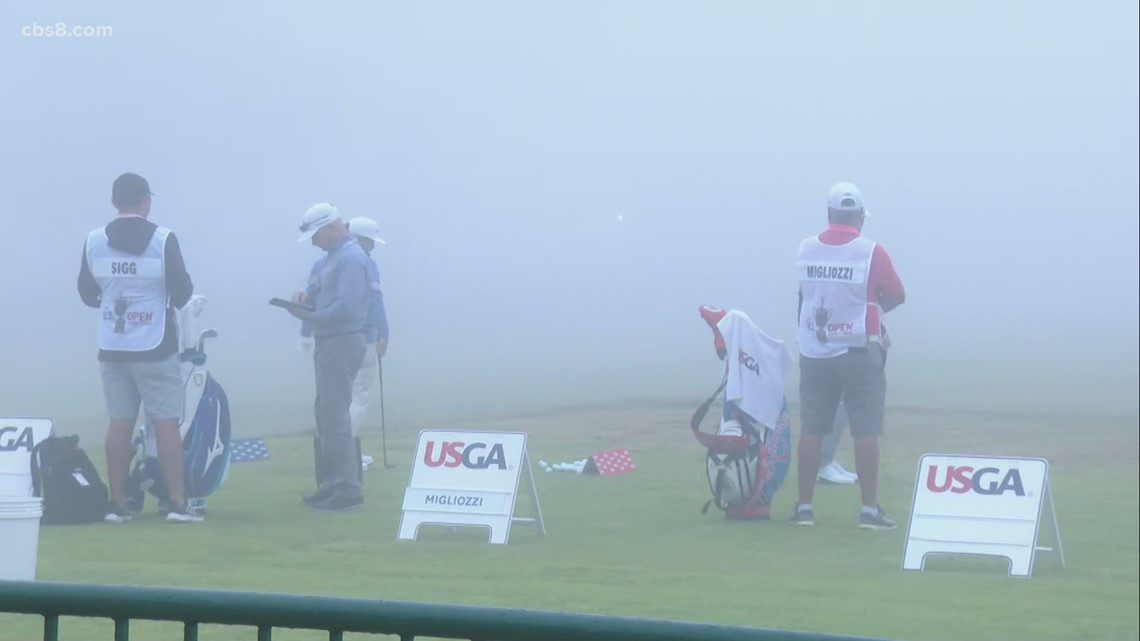 Golf world descends on Torrey Pines for the 120th U.S. Open Championship