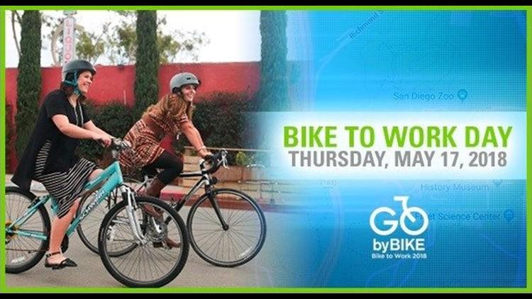 Bike to Work Day Ashley