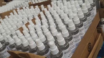 San Diego distilleries are making hand sanitizer to respond to COVID-19