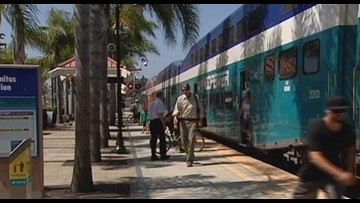 Rail lines from Oceanside to San Diego to reopen Monday