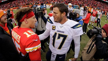 San Diego fans react to Philip Rivers potential end with Chargers