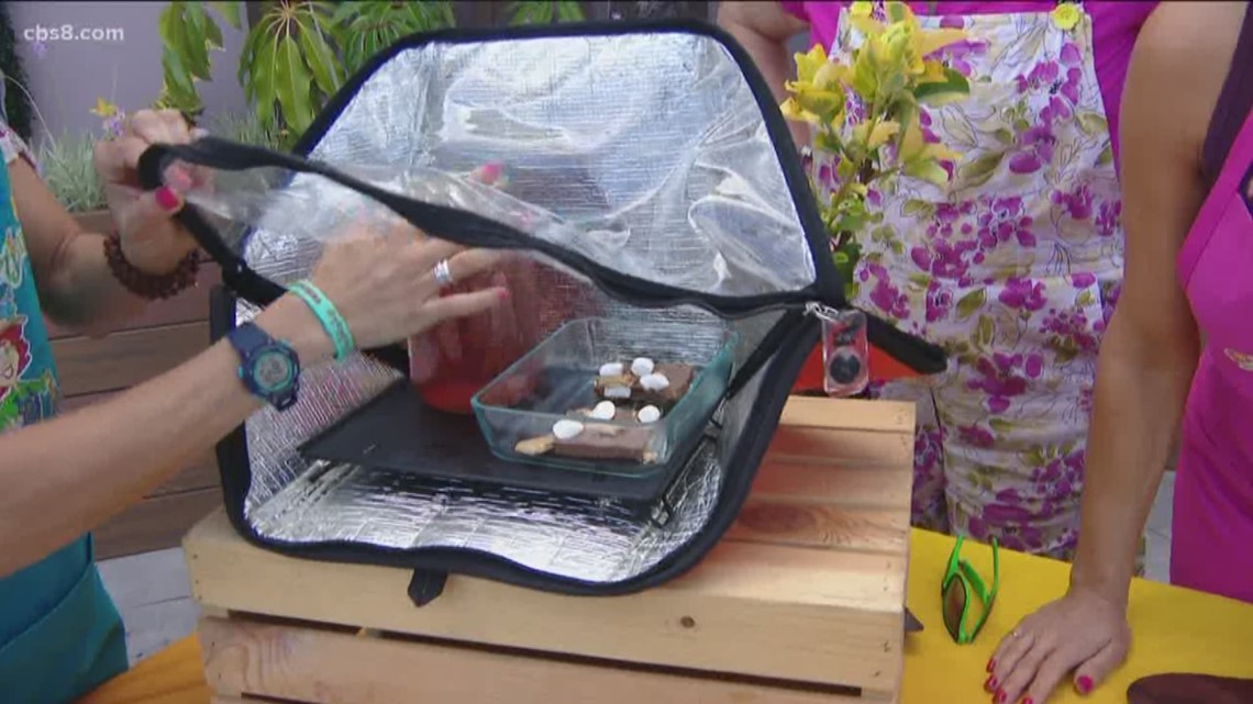 Solar Cooking Class: harnessing sunshine to benefit people and the environment
