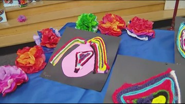 Class Acts: Jefferson Elementary students create beautiful pieces for Festival of the Arts in North Park