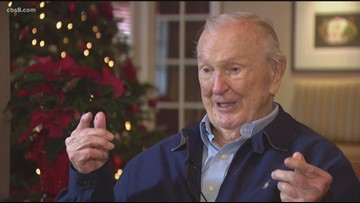 Oldest Pearl Harbor survivor honored in North County